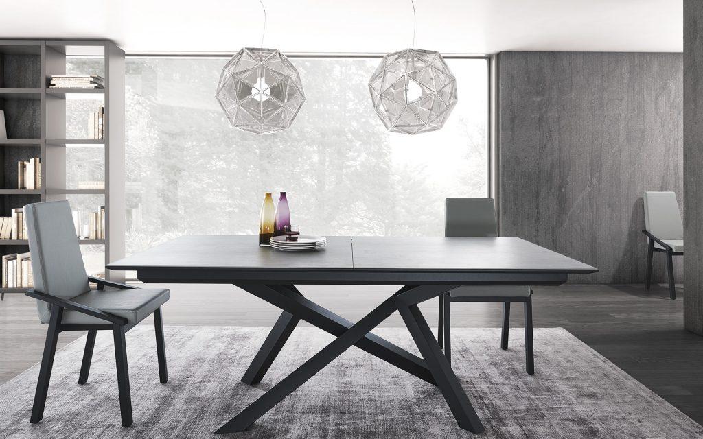 Table c ramique meubles bourrat - Table salon dessus ceramique ...